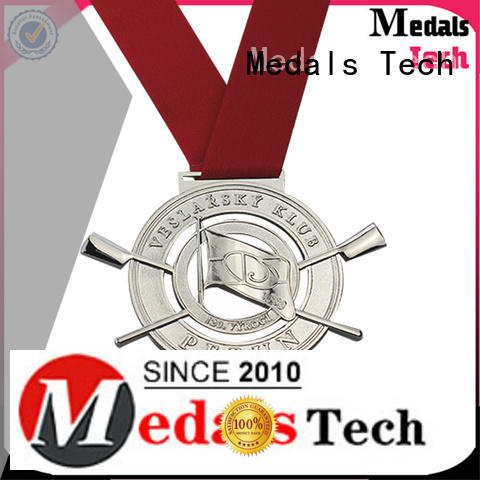 plated metal medal sublimation factory price for souvenir