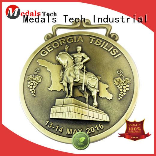 Medals Tech fashion custom made medals factory price for souvenir
