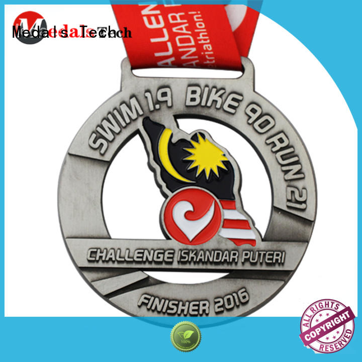 Medals Tech simple custom running medals personalized for kids