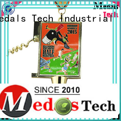 Medals Tech soft custom running medals wholesale for commercial