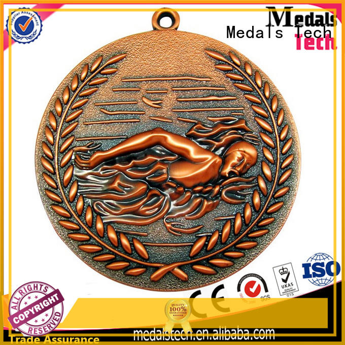 cheap sports medals colorful for kids Medals Tech