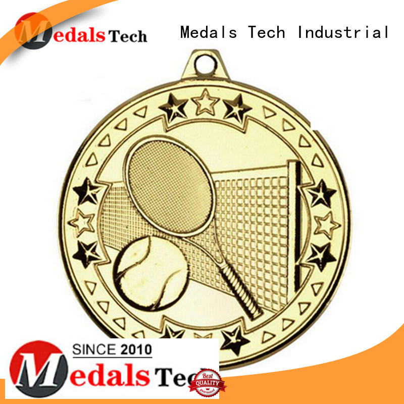 antique metal medal dancing wholesale for kids