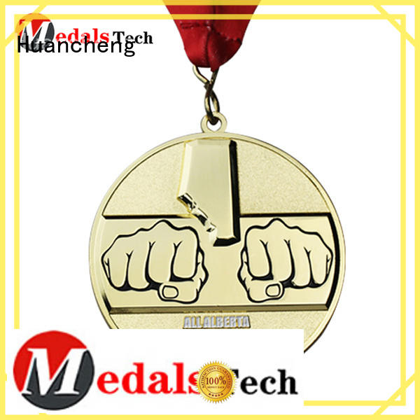 cost-effective different types of medals Bright Gold Huancheng company