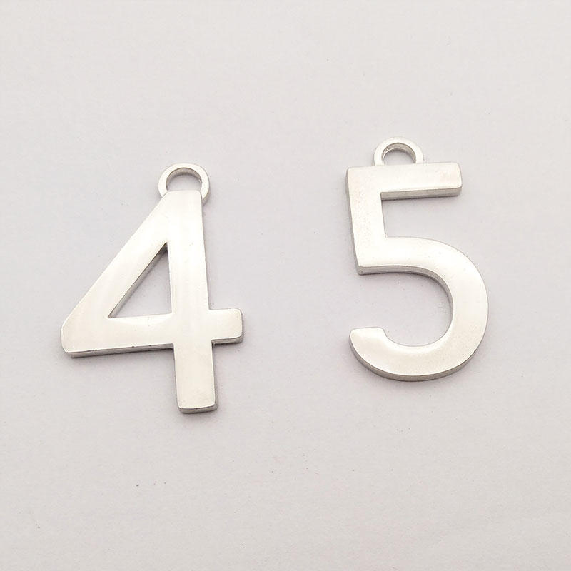 top quality silver name plate classical with good price for man-3