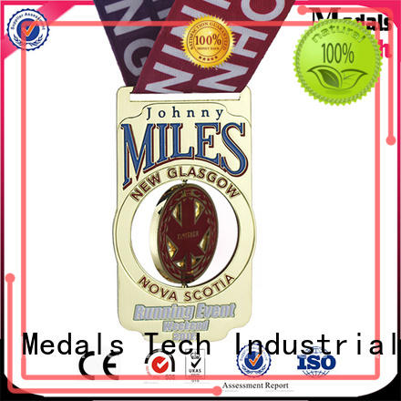 Medals Tech spinning kids metal medals bottle for adults