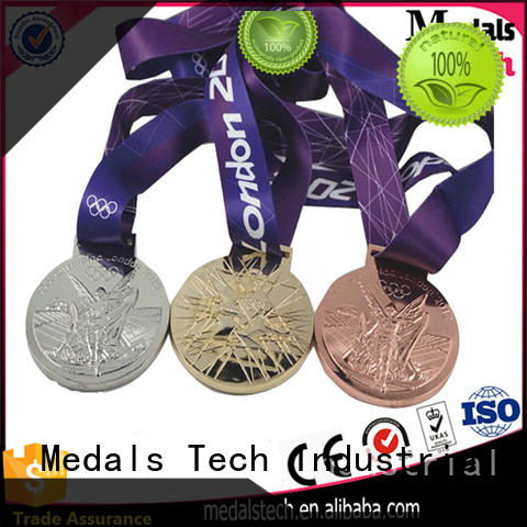 Medals Tech laser cheap sports medals customized for kids