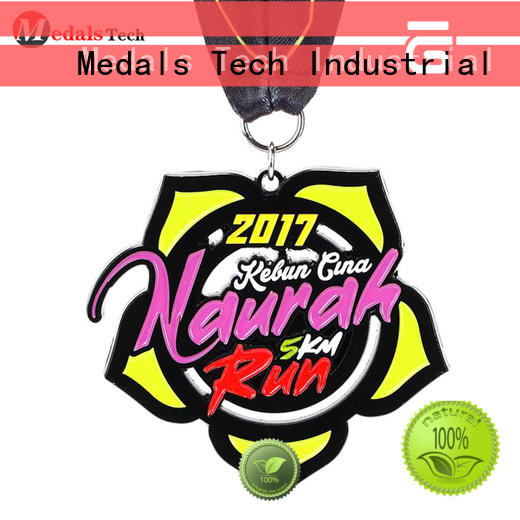 Medals Tech round cool running medals factory price for commercial