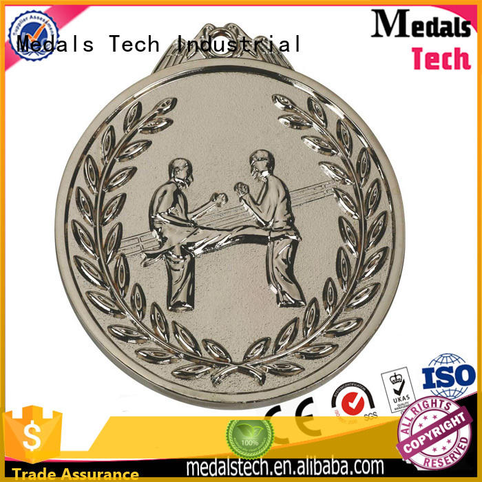 fashion metal medal 3d factory price for promotion