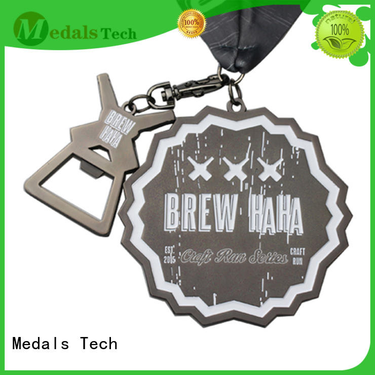 plated metal medal star factory price for add on sale
