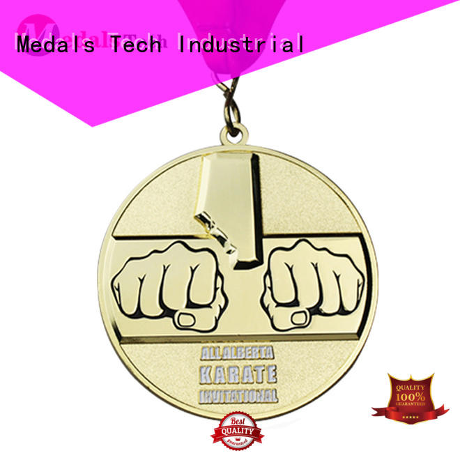 Medals Tech round custom race medals factory price for adults