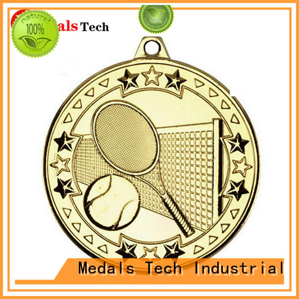 Medals Tech spinning running metals personalized for souvenir