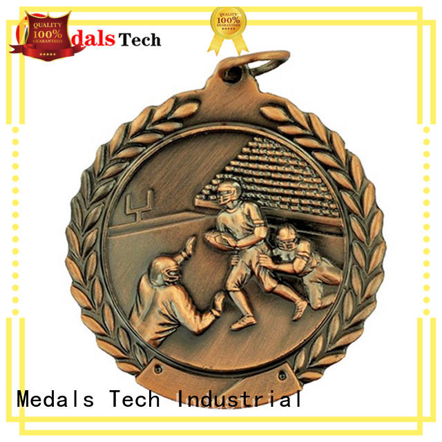 spinning custom medals and trophies supplier for man