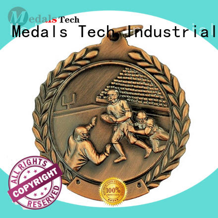 Medals Tech colorful running metals wholesale for kids