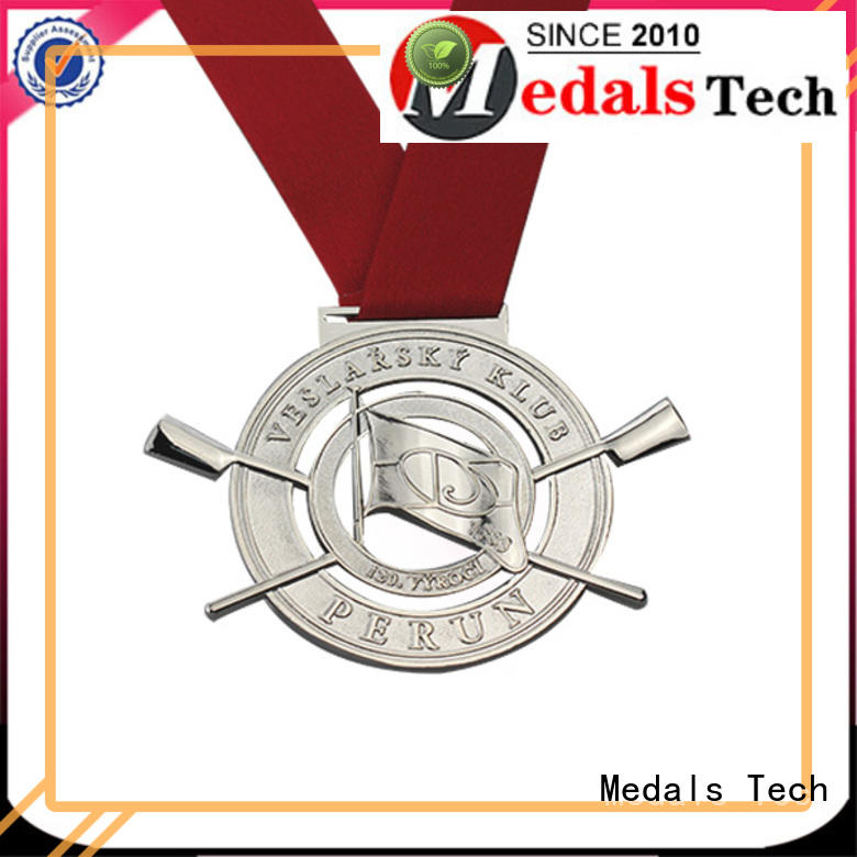 Medals Tech die casting custom race medals supplier for kids