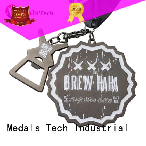 Medals Tech lanyard marathon medal personalized for adults